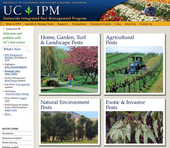 UC IPM web site