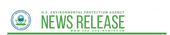 Logo and header for US EPA news release