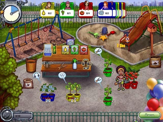 GardenDash Screenshot