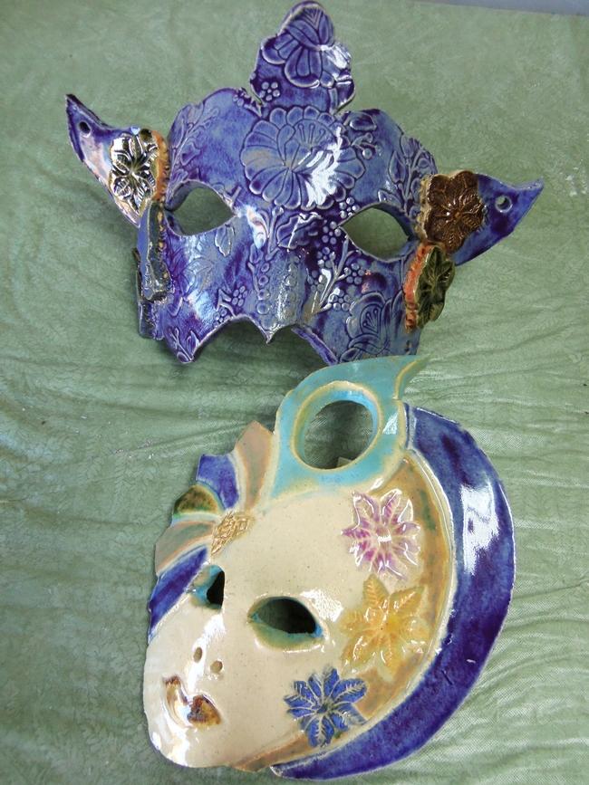 Dottie's masks.