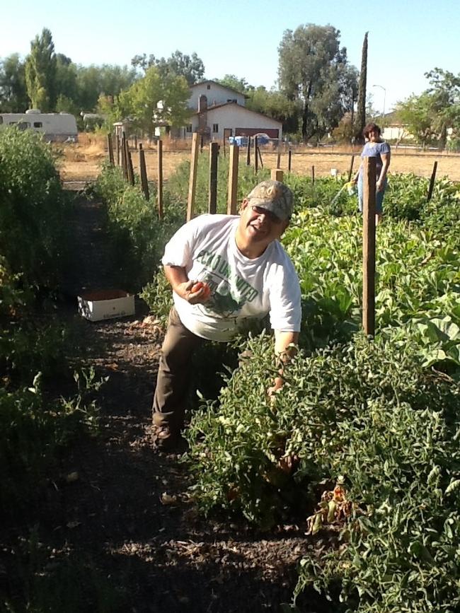 Farmer Ricky.