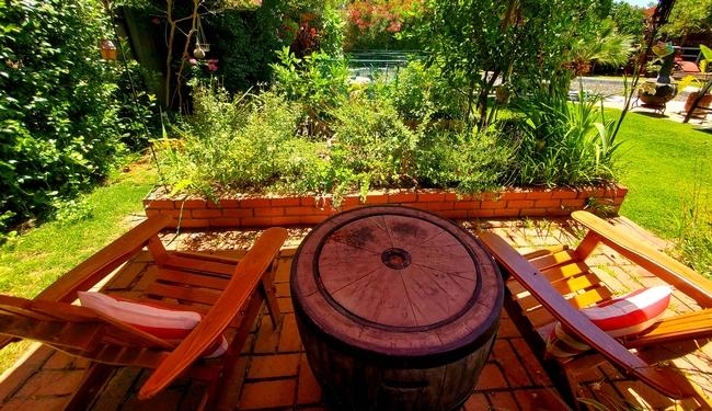 Salvia Garden Therapy - Al Alvarado