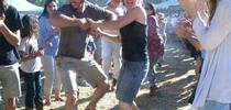 contra dancing for Agritourism Connections Blog