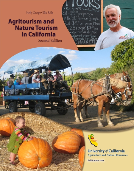 Cover: Agritourism and Nature Tourism in California