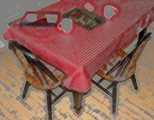 Las mesas de cocina nos traen recuerdos