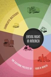 Portada del libro Eating Right in America