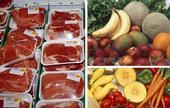 Carne, frutas y verduras son parte de la dieta Paleo