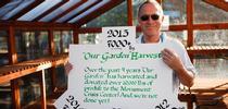 Our Garden ha donado más de 12,000 libras de frutas y verduras frescas al Centro Monument Crisis en el condado de Contra Costa. for Blog de Alimentos Blog