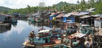 Las pesquerías necesitan mejorar sus prácticas sustentables antes de realizar negocios en los mercados globales de mariscos. (Fotografía de Simon Bush). for Blog de Alimentos Blog