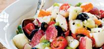 Ensalada de papa for Blog de Alimentos Blog
