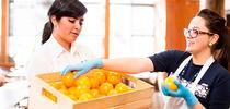 La Iniciativa Alimentaria Global ha unido a personas en nuevos esfuerzos colaborativos. Crédito: Elena Zhukova. for Blog de Alimentos Blog