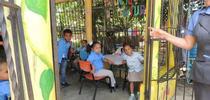 Escuela primaria Banelino. (Fotografía: Roberta Almerez) for Blog de Alimentos Blog