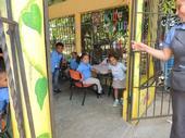Escuela primaria Banelino. (Fotografía: Roberta Almerez)