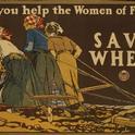 Este cartel jugó un importante papel en disuadir el desperdicio de alimentos y promover la conservación de los mismos en los hogares estadounidenses durante la Primera Guerra Mundial. El renombrado artista Edward Penfield fue el creador del cartel, que actualmente se encuentra en la División de Impresos y Fotografía de la Biblioteca del Congreso.