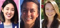 Las becarias de la Iniciativa Alimentaria Global de la UC ANR 2017-18. for Blog de Alimentos Blog