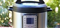 Una típica olla de presión eléctrica. (Fotografía: Max Pixel) for Blog de Alimentos Blog