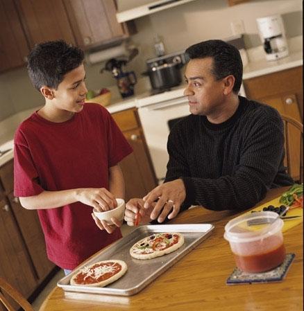 Fotografía: Programa de Asistencia Nutritiva Suplementaria de USDA