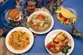 Ejemplos de comida mexicana tradicional.
