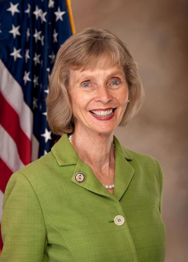 Congresswoman Lois Capps.