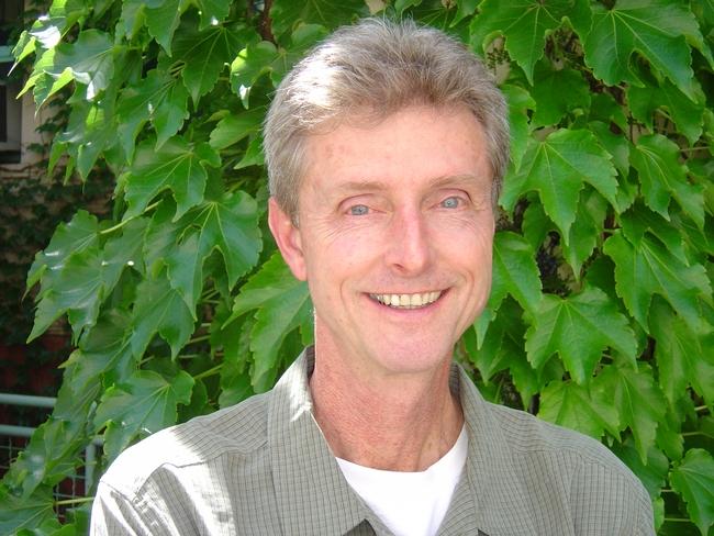 Headshot of Steve Kaffka