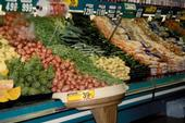 A new KQED documentary said climate change may be changing what you see in the supermarket produce section.