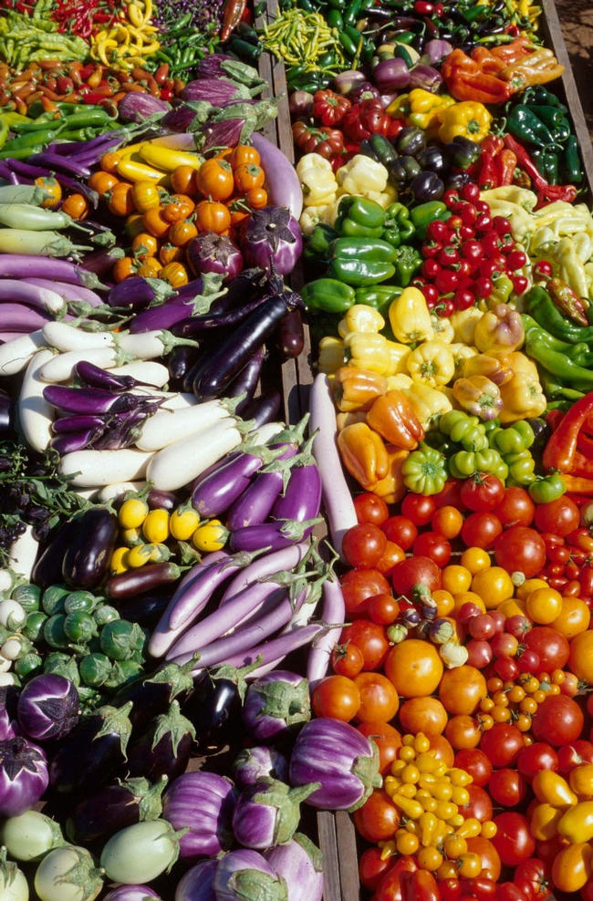 Growing popularity of fresh, locally grown produce is helping small-scale farmers.