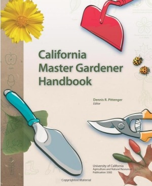 California Mastergardener Handbook Is On A Short List Of Gift Ideas For Gardeners