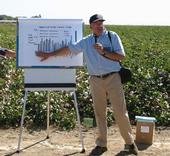 Brian Marsh is the director of UC Cooperative Extension in Kern County and an agronomy farm advisor.