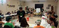 4-H teens planned and presented a week-long camp for local youth called Sustainable You! at the UC Desert Research and Extension Center in Holtville. for ANR News Blog Blog