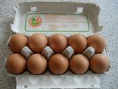 Eggs are getting more expensive because of bird flu in the Midwest.