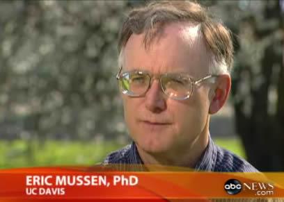 Eric Mussen on GMA.
