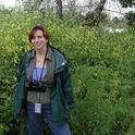 Sabrina Drill, UCCE natural resources advisor, conducts a research and education program that include conservation of aquatic habitats, restoration of urban streams and rebuilding populations of native species.