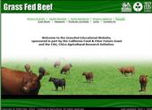 The Grass-Fed Beef Web site.