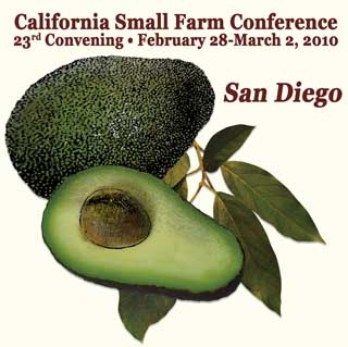 The California Small Farm Conference featured many UC speakers.