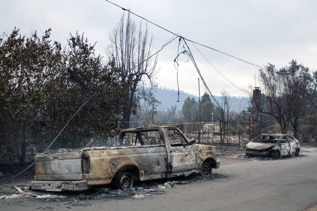 The aftermath of the 2015 Valley Fire in Lake County. (Photo: Matthew Keys, CC BY-ND 2.0)