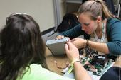 Google.org choose to partner with 4-H to provide education to the nation's youth.