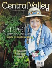 Central Valley magazine is published by the Fresno Bee.