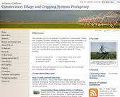 New conservation tillage website.