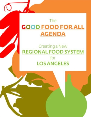 The LA task force report on local food issues.