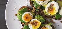 Millions of photos of avocado toast are posted to Instagram every day. (Photo: Pixabay) for ANR News Blog Blog