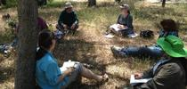 The California Naturalist training involves both classroom and field sessions. for ANR News Blog Blog