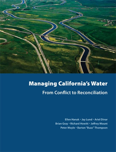 The 503-page PPIC water report.