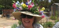 Yvonne Savio now volunteers as a UC Cooperative Extension Master Gardener. for ANR News Blog Blog