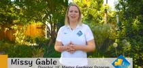 Missy Gable talked with Fast Company about how to grow a vegetable garden. for ANR News Blog Blog