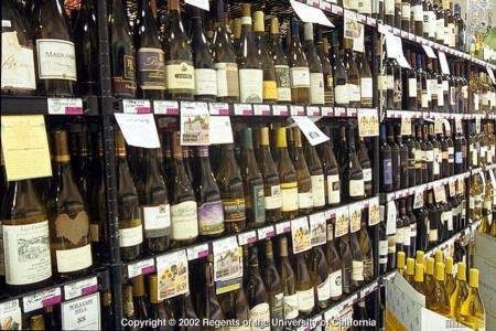 Wine alcohol content is becoming more of an issue.