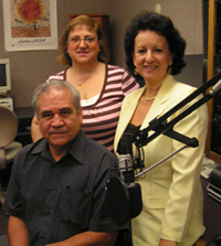 Alberto Hauffen, Lisa Rawleigh, Myriam Grajales-Hall