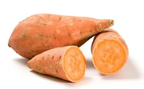 Sweet potatoes are extremely heat tolerant, so they can handle Merced County's hot summer days and moderate nights.