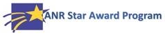 ANR STAR award logo