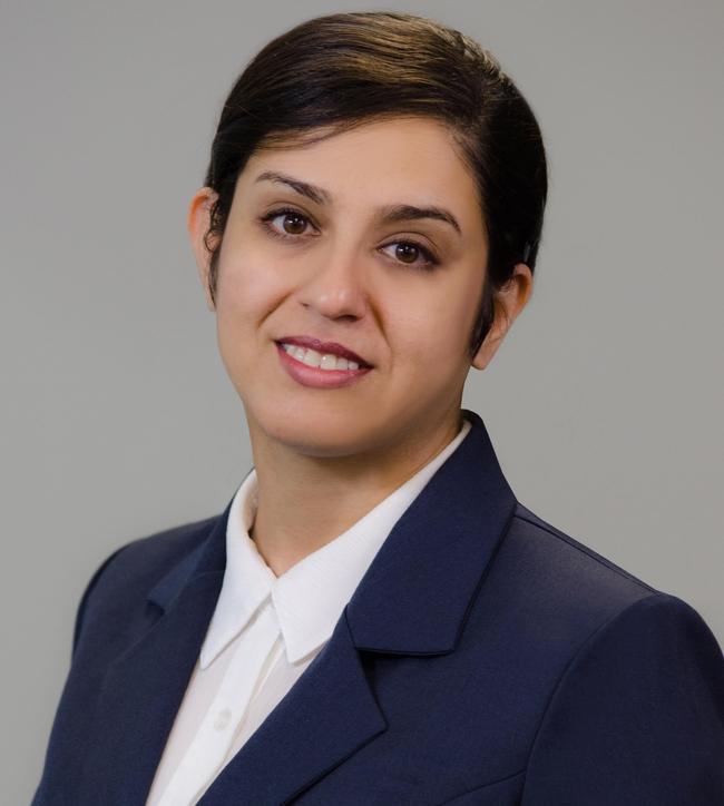 Farzaneh Khorsandi