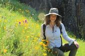 "Maureen Page of the Neal Williams lab, UC Davis Department of Entomology and Nematology, will address the Davis Botanical Society meeting, ""How I Spent My Field Season"" on Thursday Nov. 14. The event takes place from 5 to 6 p.m. in Room 1022 of the Life Sciences Addition, corner of Hutchison and Kleiber Hall drives."